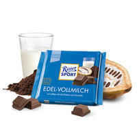 Ritter Sport 瑞特斯波 35%可可牛奶巧克力 100g