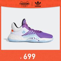 21日,639拿下米切尔1代马龙邮差配色Adidas D.O.N. Issue 1 篮球鞋