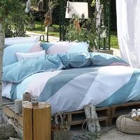 MERCURY 水星家纺 威尼斯特 全棉四件套  1.5米床
