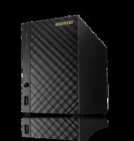 asustor 華蕓 as1002t v2 2盤位家用網絡存儲服務器 + 2T紅盤