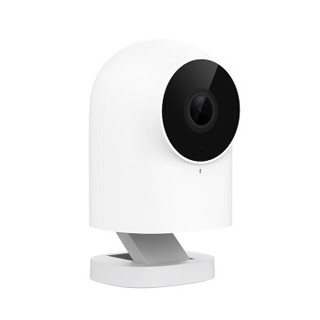 绿米Aqara 智能摄像机G2(网关版)接入米家(MIJIA)app联动 家用高清安防监控摄像头抓拍 双向语音Zigbee