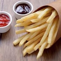 麦肯 臻选1/4细(铜牌)薯条2kg*3件+赠京东海外直采 巴沙鱼柳(去皮)450g*2件