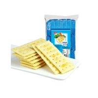 AJI 酵母减盐味苏打饼干 472.5g *2件