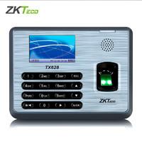 ZKTECO 中控智慧 TX628 指紋考勤識別打卡機