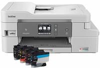 中亞prime會員 : Brother 兄弟 MFC-J995DW 彩色噴墨打印機