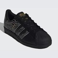 adidas 阿迪达斯 SUPERSTAR FV3290 蛇纹特别款 女子经典运动鞋