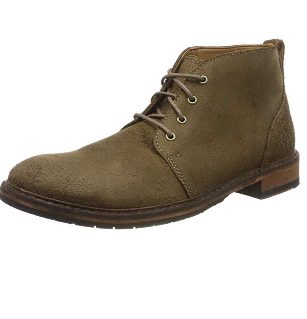 Clarks 其乐  Clarkdale Base 男士短靴