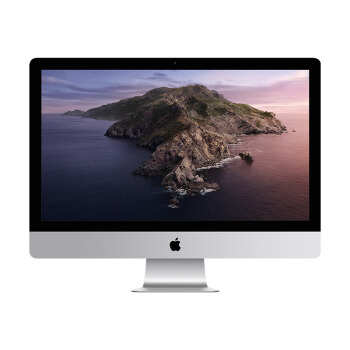 Apple iMac【2019新品】27英寸一体机5K屏 Core i5 8G 1TB融合 RP570X显卡 台式电脑主机MRQY2CH/A