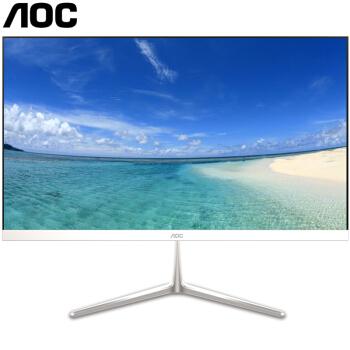 AOC 冠捷 AIO737 一体机 (白色、21.5英寸、J3160、256GB SSD、核芯显卡、8GB)