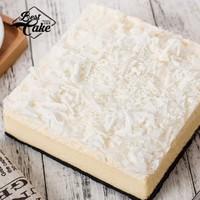 限京沪、京东PLUS会员:BestCake 贝思客 雪域牛乳芝士蛋糕 450g