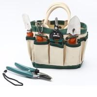GreenSeasons 高级室内花艺园林工具套装礼盒袋