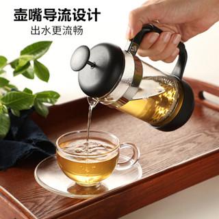 hero黑骑士法压壶不锈钢咖啡壶家用咖啡机冲茶器 咖啡过滤网过滤杯
