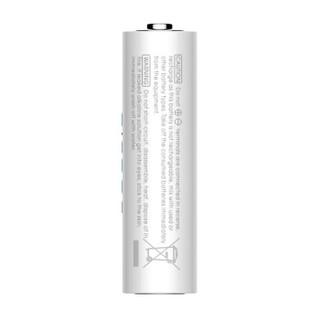有品(PICOOC)5号碱性干电池 4粒装 无汞环保电池