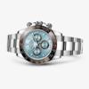 劳力士 Cosmograph Daytona 冰蓝铂金迪通拿 116506IBLSO 男士腕表