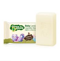 子初 兒童洗衣皂嬰兒肥皂 寶寶新生兒洗衣皂 檸檬零刺激天然植萃不傷手香皂80g*30包 *3件