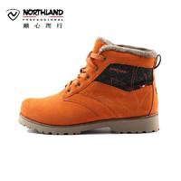 诺诗兰NORTHLAND秋冬户外登山徒步女鞋耐磨保暖冬靴 FT052090-Q *3件