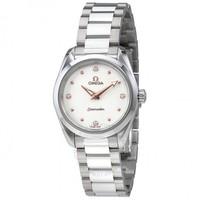 银联爆品日:OMEGA 欧米茄 海马系列 Aqua Terra 220.10.28.60.54.001 女士时装腕表