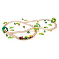 Hape E3713 火車軌道森林歷險 *3件
