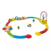 Hape E3815 火車軌道玩具