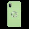 KingPos iPhone7-XsMax 香薰指環軟殼 多色可選