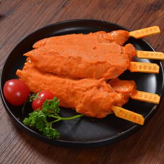 金锣 川香鸡柳 900g/袋 香酥鸡柳油炸鸡柳烧烤食材早餐食品速冻品