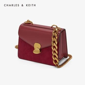 CHARLES&KEITH CK2-80840128 女士单肩斜挎包