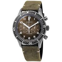 银联爆品日:ZENITH真力时TIPO CP-2飞行员系列11.2240.405/21.C773男士机械腕表