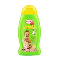 達羅咪兒童沐浴露3-13歲男孩洗發水洗發沐浴二合一250ml*2件