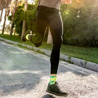 值友專享 : COMPRESSPORT CS-LGRUN 越野健身訓練壓縮衣長褲