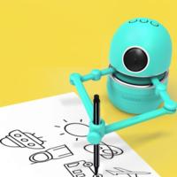 藍宙  昆希繪畫機器人