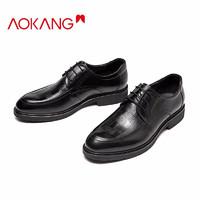 AOKANG 奧康 N193611057 男士皮鞋 *2件