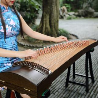 寻音 古筝 高级收藏演奏古筝 专业考级古筝民族弹拨乐器
