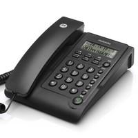 摩托羅拉(Motorola)電話機座機/有繩固話 免提免打擾家用辦公CT220