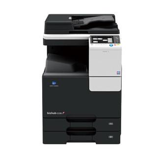 柯尼卡美能达(KONICA MINOLTA) C226A3彩色激光双面打印机一体机 办公复印机复合机 官方标配