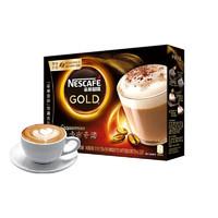 Nestle 雀巢 馆藏系列卡布奇诺 速溶咖啡 231g 盒装 *2件