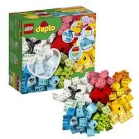 LEGO 樂高 得寶系列 10909 心形創意積木盒