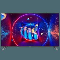 海爾 LU55C61 55英寸 4K超高清 智慧全面屏 16G大存儲LED平板液晶電視機