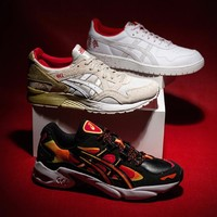 ASICS 亚瑟士 JAPAN S CNY 男/女款运动休闲鞋