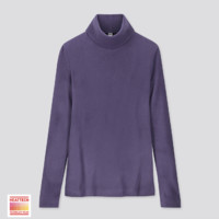 双11预售:UNIQLO 优衣库 418240 女士两翻领T恤