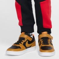 Nike耐克官方NIKE COURT BOROUGH LOW 2 (PSV)幼童運動童鞋BQ5451