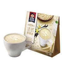 桂格 QUAKER 特调燕麦片法式香草味 28克*6包 168g