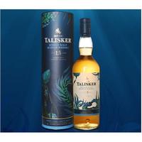 TALISKER 泰斯卡  天帝威15年单一麦芽威士忌2019年SR酒厂限量  700ml
