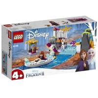 LEGO 乐高 迪士尼系列 41165 安娜的独木舟探险