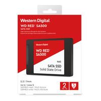中亚Prime会员:WD 西部数据 Red系列 SA500 SATA3 NAS固态硬盘 1TB