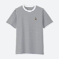UNIQLO 优衣库 DPJ 416152 男士条纹T恤