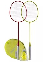 DECATHLON 迪卡儂 PERFLY 300334 羽毛球拍套裝