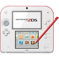 银联爆品日:Nintendo 任天堂 2DS 掌上游戏机 官翻版 *2件