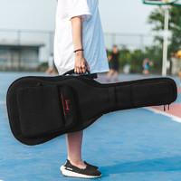 加厚雙肩吉他包 41寸