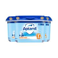 Aptamil 爱他美 德国 配方婴幼儿奶粉1+段 800克/罐 3罐装