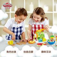 培乐多彩泥妙趣面条机套装安全无毒橡皮泥儿童益智玩具宝宝手工